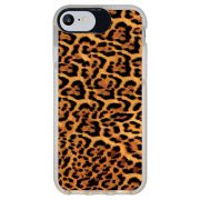 Capa Personalizada Intelimix Intelishock Branca Apple iPhone 7 - Animal Print - TX65