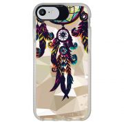 Capa Personalizada Intelimix Intelishock Branca Apple iPhone 7 - Filtro dos Sonhos - AT23