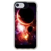 Capa Personalizada Intelimix Intelishock Branca Apple iPhone 7 - Planetas - AT29