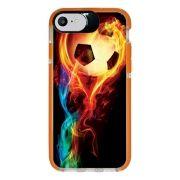Capa Personalizada Intelimix Intelishock Laranja Apple iPhone 7 - Esportes - EP02