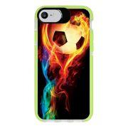 Capa Personalizada Intelimix Intelishock Verde Apple iPhone 7 - Esportes - EP02
