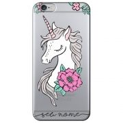 Capa Personalizada Iphone 6 6s Plus Com Nome - NM09