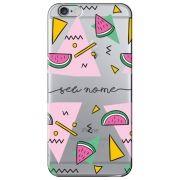 Capa Personalizada Iphone 6 6s Plus Com Nome - NM13