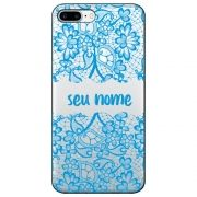 Capa Personalizada Iphone 8 Com Nome - NM16