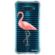 Capa Personalizada LG K12 Prime X525 - Flamingos - TP317