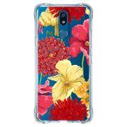 Capa Personalizada LG K12+ X420 - Floral - TP35