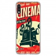 Capa Personalizada LG K22 K200 - Cinema - VT08