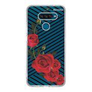 Capa Personalizada LG K50S X540 - Floral - FL32