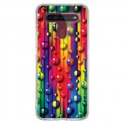 Capa Personalizada LG K51S K510 - Bolhas - TX18