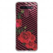 Capa Personalizada LG K51S K510 - Floral - FL32
