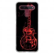 Capa Personalizada LG K51S K510 - Música - MU11