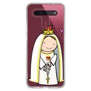 Capa Personalizada LG K51S K510 - Nossa Senhora - TP353