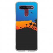 Capa Personalizada LG K51S K510 - Por do Sol - TX81