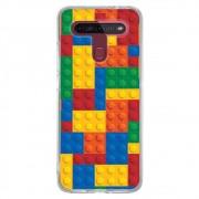 Capa Personalizada LG K51S K510 - Textura - TX08