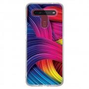 Capa Personalizada LG K51S K510 - Textura - TX17