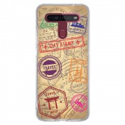 Capa Personalizada LG K51S K510 - Travel Cards - MC04