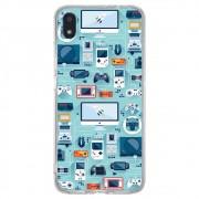 Capa Personalizada LG K8+ MX120 - Games - VT13