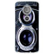 Capa Personalizada Motorola Moto E5 Câmera - TX56