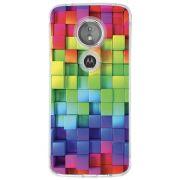 Capa Personalizada para Motorola Moto E5 Geométricas - GM06