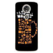 Capa Personalizada para Motorola Moto E5 Plus - Beer - AT77