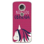 Capa Personalizada Motorola Moto E5 Plus - Memes - ME09