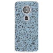 Capa Personalizada Motorola Moto E5 Vintage - VT17