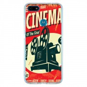 Capa Personalizada Motorola Moto E6 Play XT2029 - Cinema - VT08