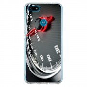 Capa Personalizada Motorola Moto E6 Play XT2029 - Velocímetro - VL06