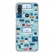 Capa Personalizada Motorola Moto E6S XT2053 - Games - VT13