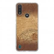Capa Personalizada Motorola Moto E6S XT2053 - Horóscopo Papiro - MC03