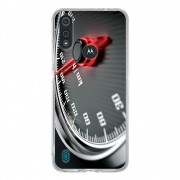 Capa Personalizada Motorola Moto E6S XT2053 - Velocímetro - VL06