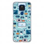 Capa Personalizada Motorola Moto E7 Plus XT2081 - Games - VT13
