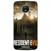 Capa Personalizada para Motorola Moto G5S 2017 - Resident Evil - RD03