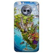 Capa Personalizada Motorola Moto G6 - De Orlando á Miami - DE29