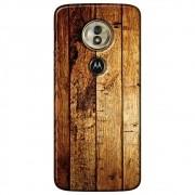 Capa Personalizada para Motorola Moto G6 Play - Madeira - TX59