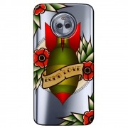 Capa Personalizada para Motorola Moto G6 Plus - Bomb Love - TP381