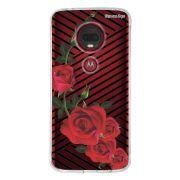 Capa Personalizada Motorola Moto G7 Plus XT1965 Floral - FL32