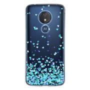 Capa Personalizada Motorola Moto G7 Power XT1955 Corações - TP172