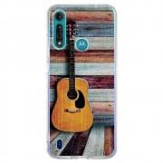 Capa Personalizada Motorola Moto G8 Power Lite XT2055 - Música - MU03