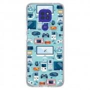Capa Personalizada Motorola Moto G9 Play XT2083 - Games - VT13