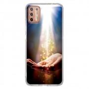 Capa Personalizada Motorola Moto G9 Plus XT2087 - Religião - RE09