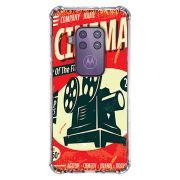 Capa Personalizada Motorola One Zoom XT2010 - Cinema - VT08