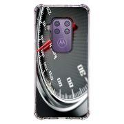 Capa Personalizada Motorola One Zoom XT2010 - Velocímetro - VL06