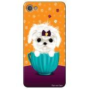Capa Personalizada para Alcatel A5 Led - Cachorro no Pote - DE03