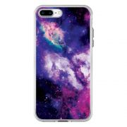 Capa Personalizada para Apple Iphone 8 Plus  - Galaxia - TX49