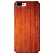 Capa Personalizada para Apple Iphone 8 Plus - Madeira Verniz - TX45