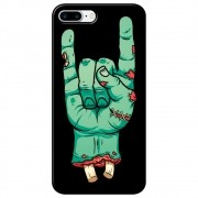 Capa Personalizada para Apple Iphone 8 Plus - Rock n Roll - AT06