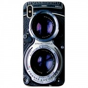 Capa Personalizada para Apple Iphone X - Câmera Fotográfica - TX56