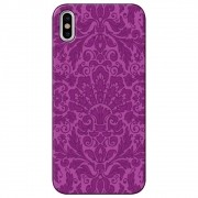 Capa Personalizada para Apple Iphone X - Flores - TX61