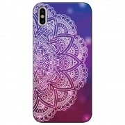 Capa Personalizada para Apple Iphone X - Mandala - AT80